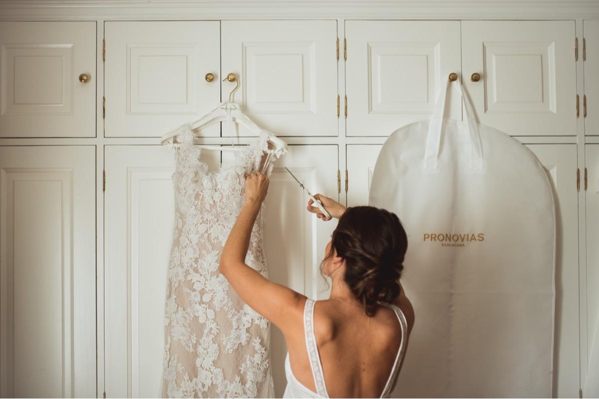 pronovias vestido de novia