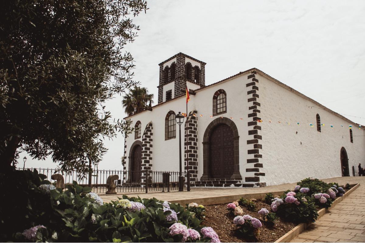 iglesia de Tacoronte