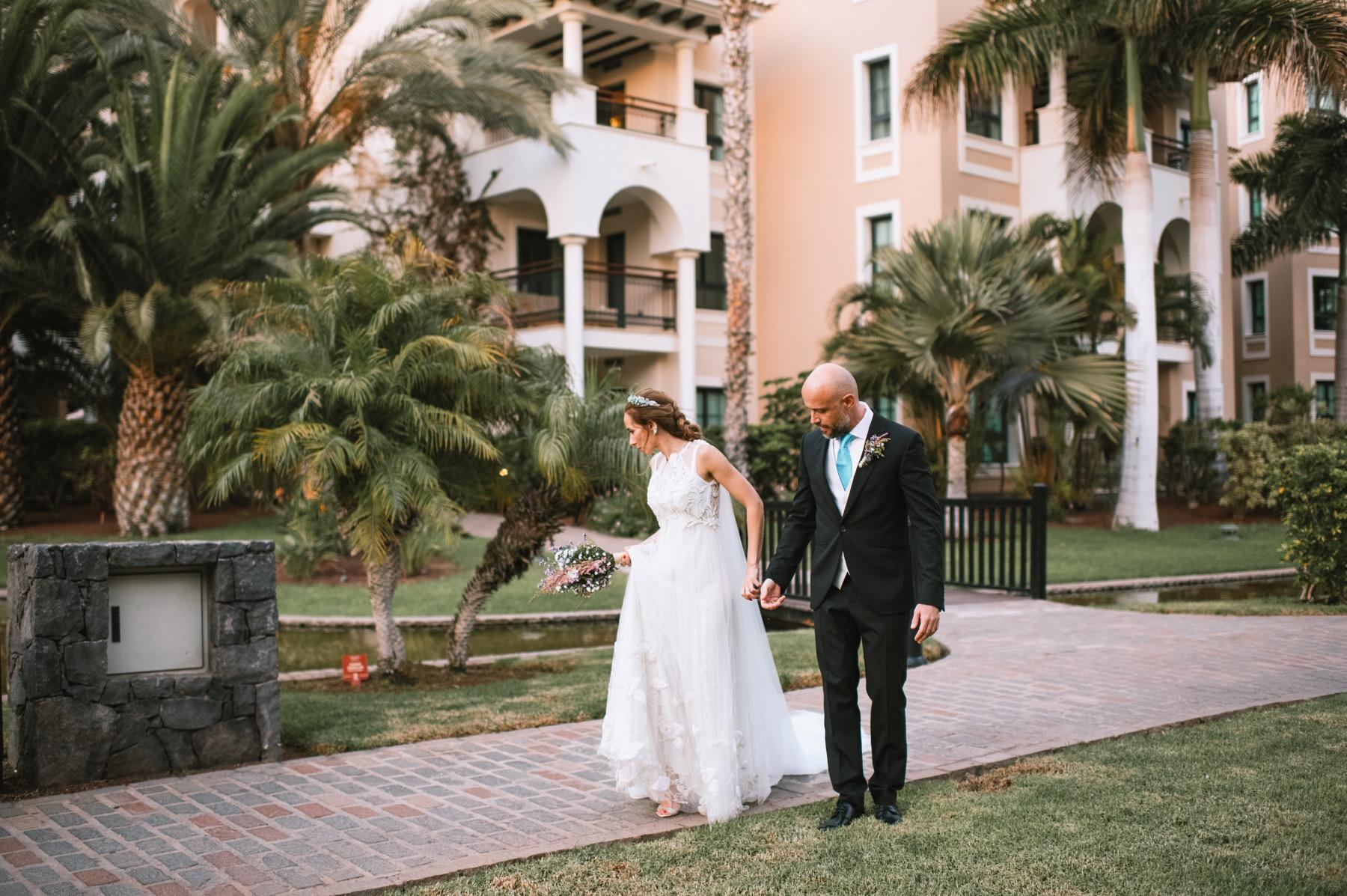 Luxury wedding Melia Guia de Isora Tenerife
