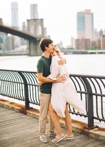 new york sesion de pareja