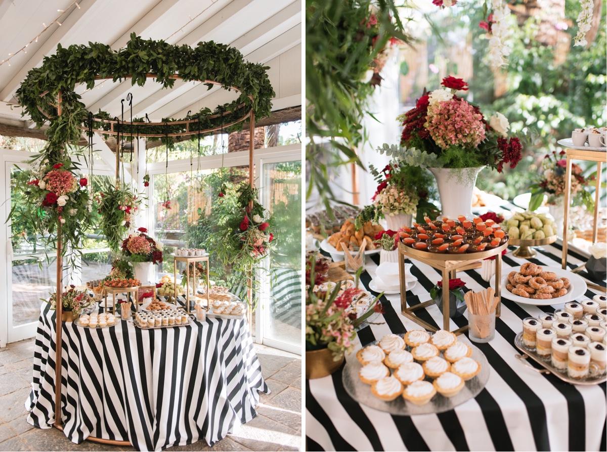 la mejor decoración de boda en tenerife