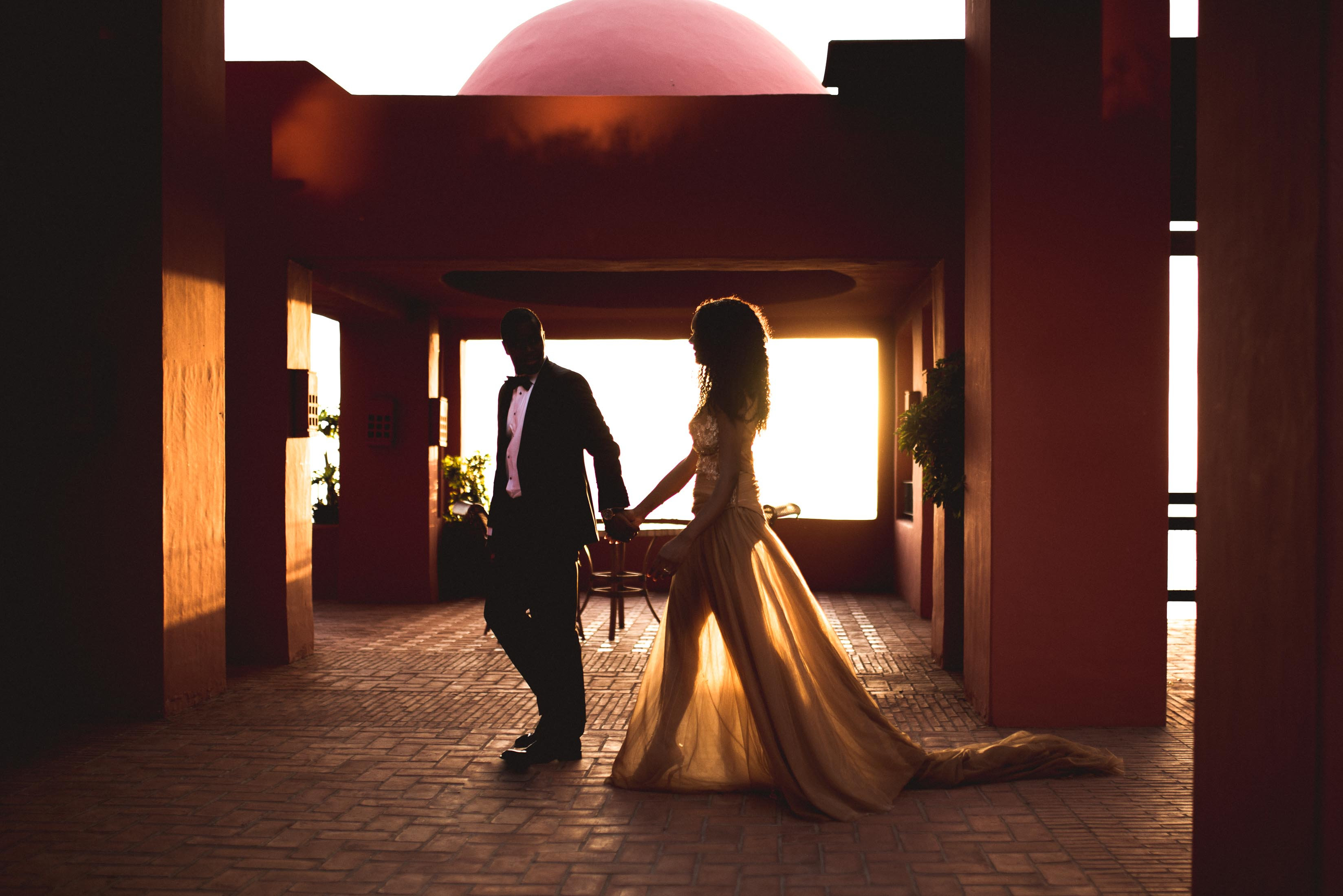 luxury wedding abama Tenerife
