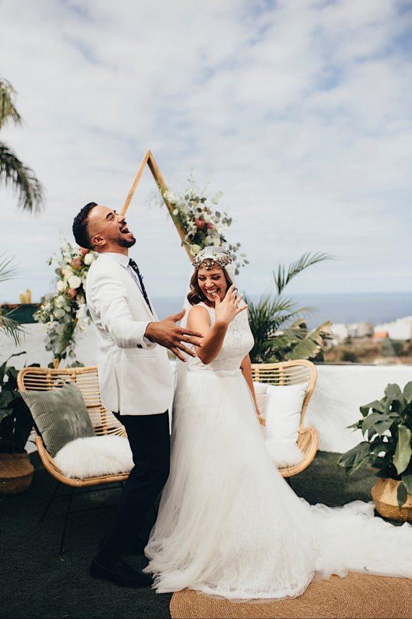 boda en finca privada Tenerife