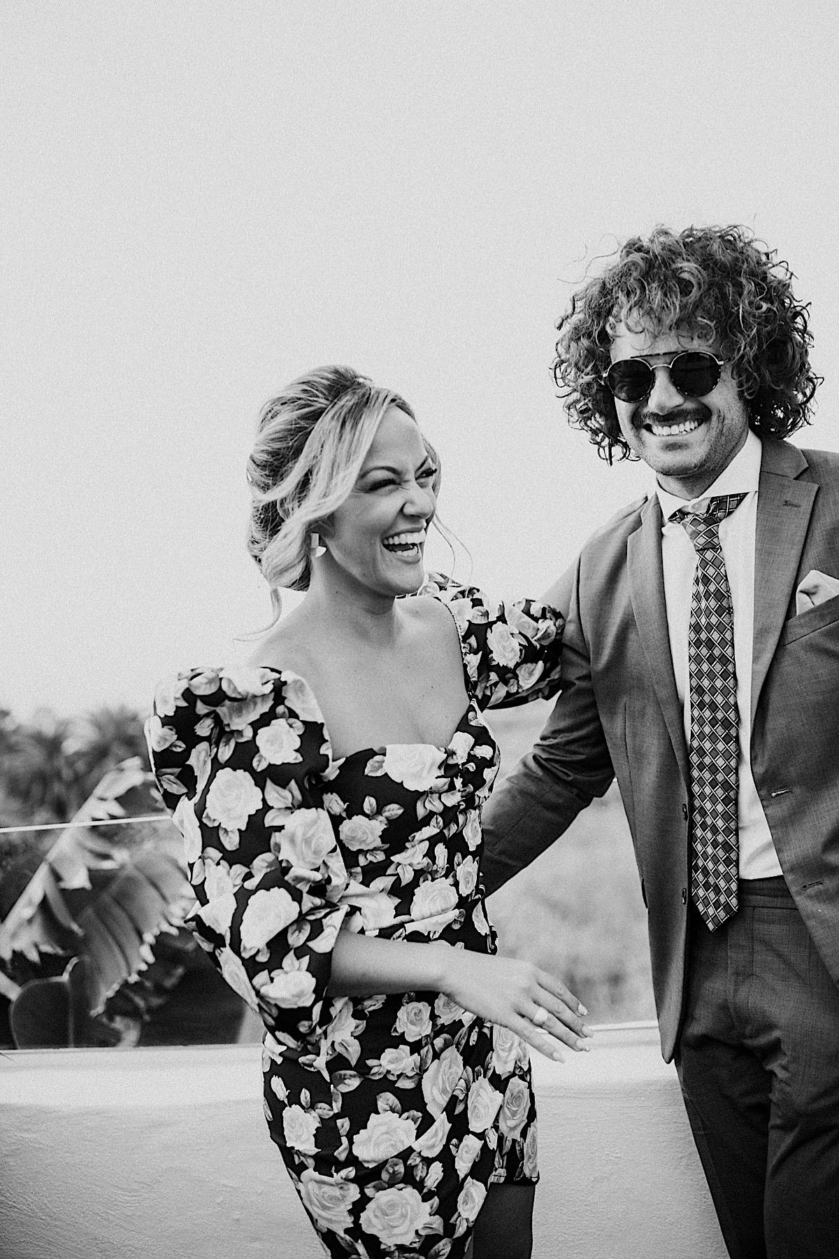 invitados de boda perfectos Tenerife