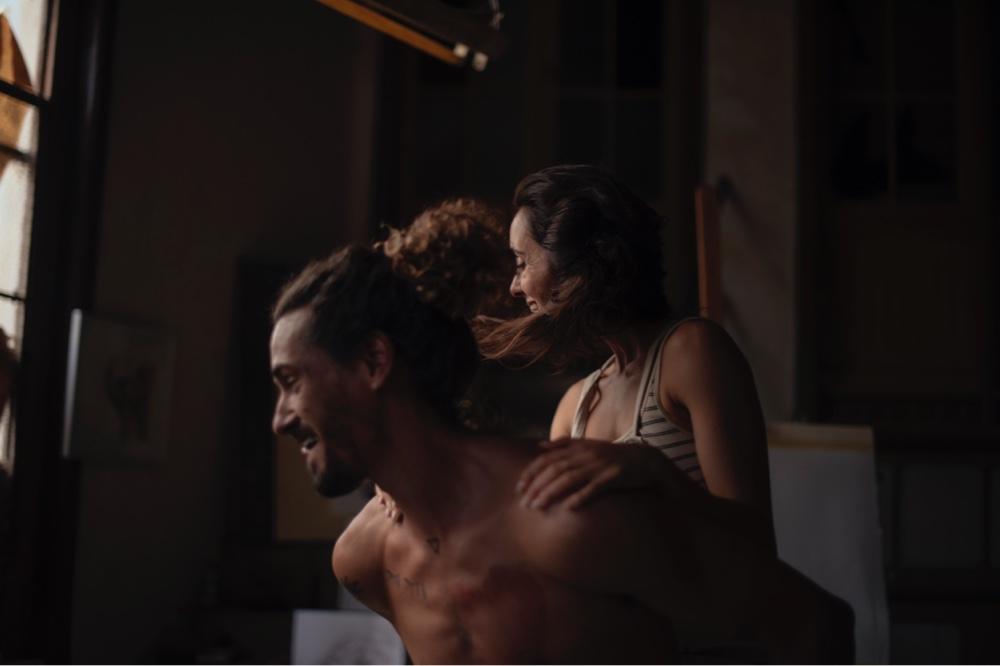 intimate session La sonrisa de Beatriz