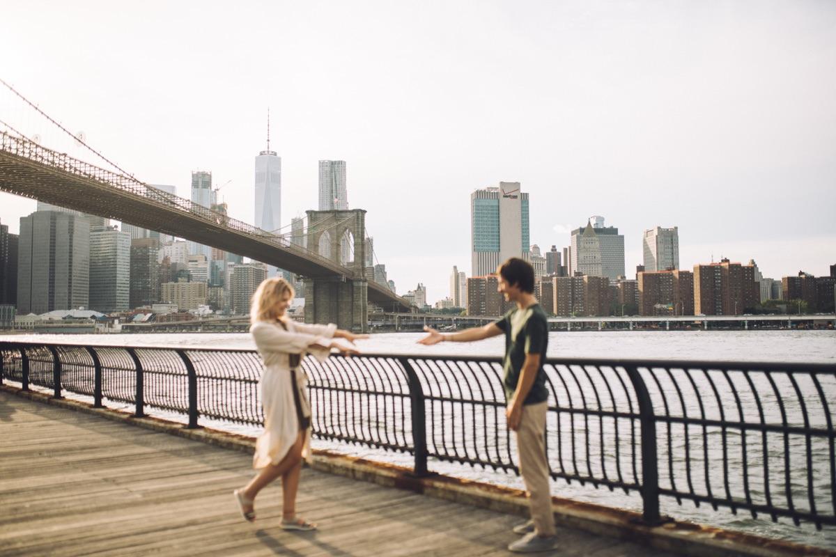 Sesion de fotos en New York