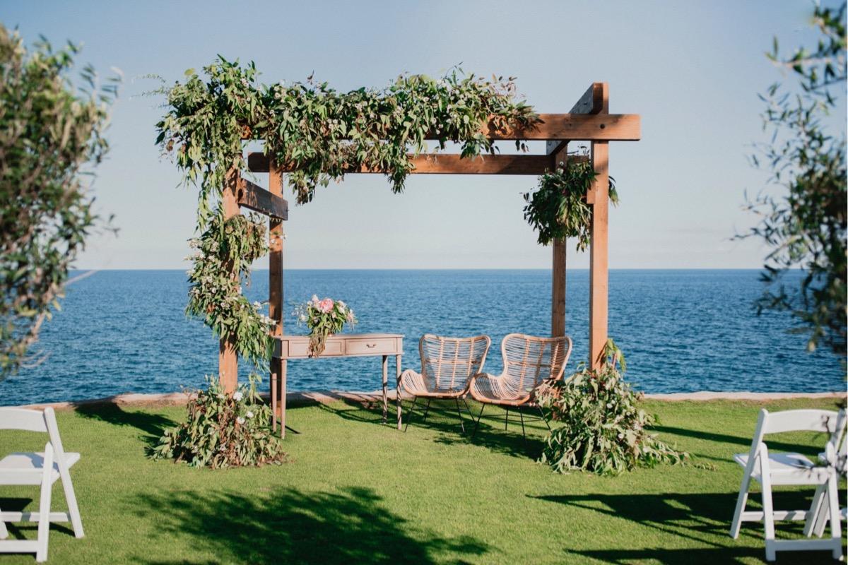 deco de bodas en Tenerife
