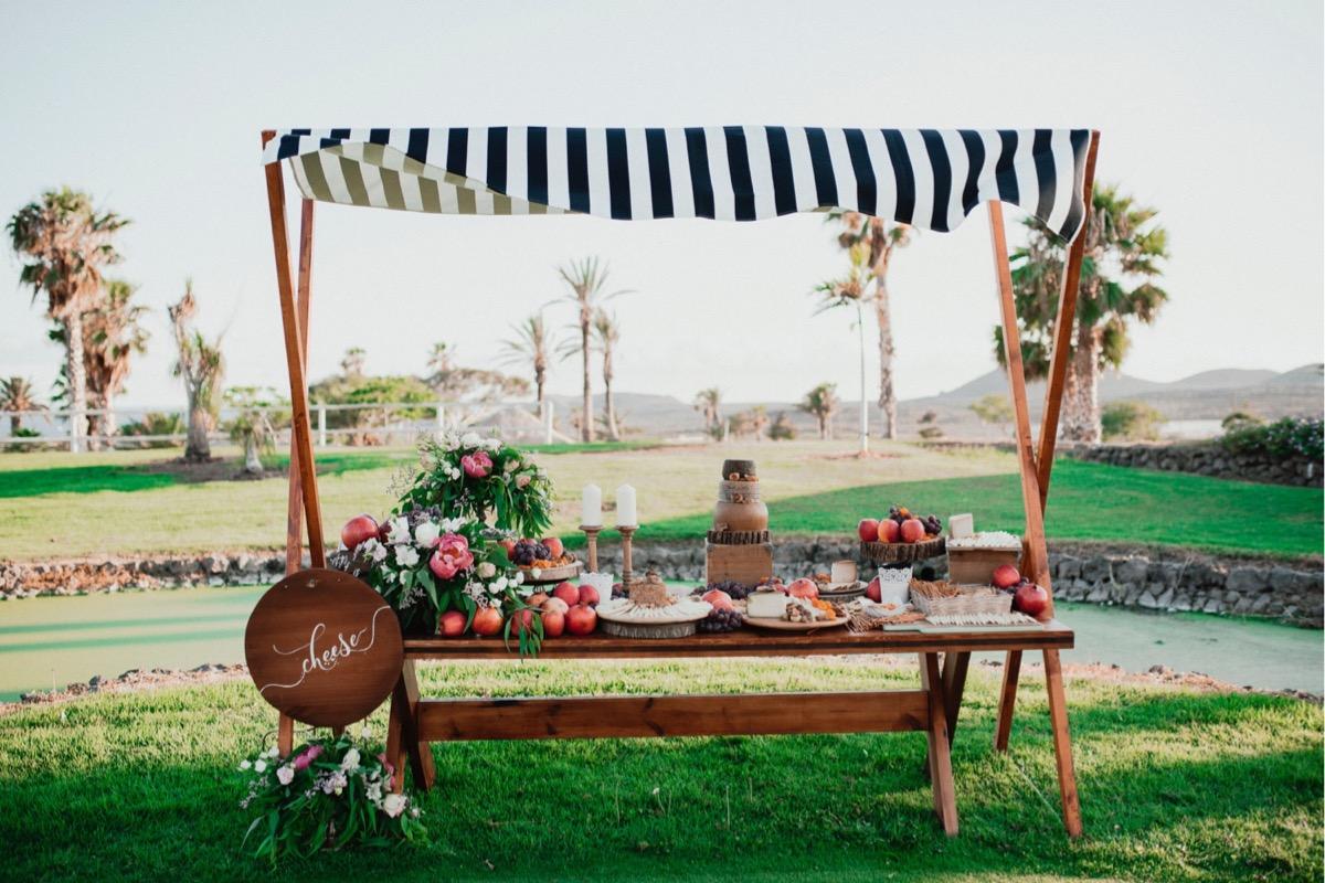 La importancia de un decorador/a de bodas