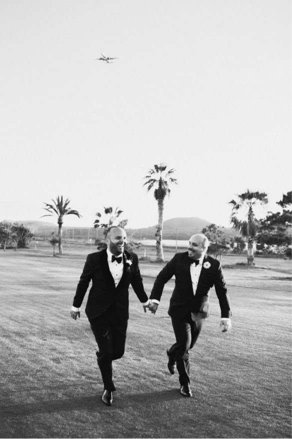 same sex wedding tenerife la sonrisa de beatriz
