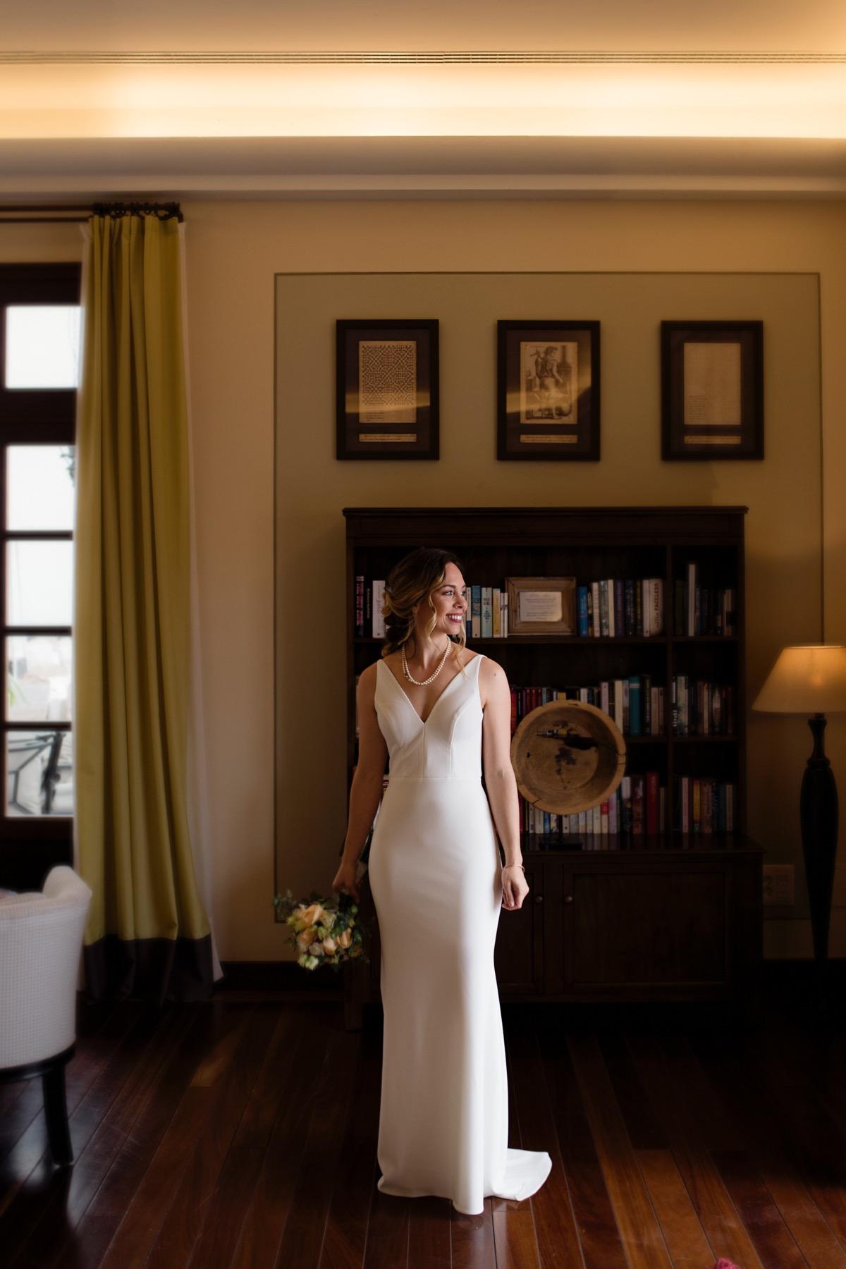 boda en Meliá Hacienda del Conde La sonrisa de Beatriz