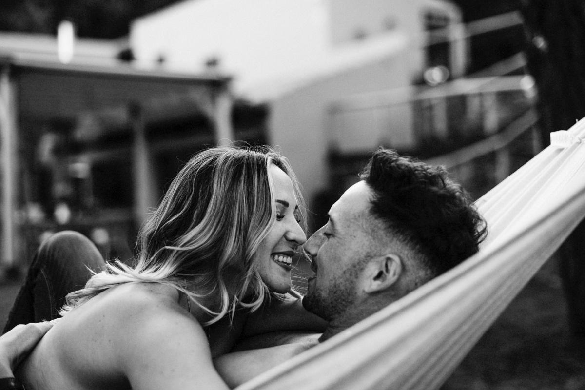 romántica preboda en tenerife